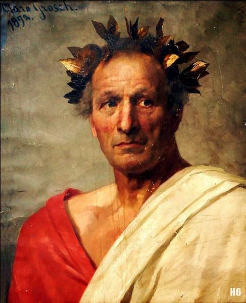 Peut-ont désigné Jules César comme empereur ?