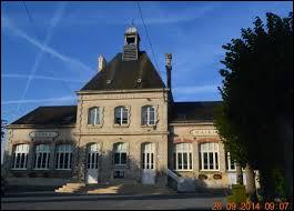 Nous commençons notre balade dans l'Aisne, à Aizy-Jouy. Nous sommes dans l'ancienne région ...