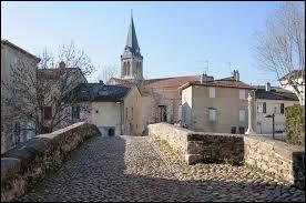 Ville Rhodanienne, Brignais se situe en région ...