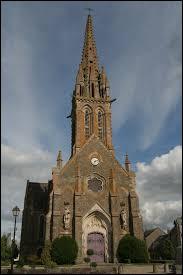 Voici l'église Saint-Martin d'Eancé. Commune Bretillienne,elle se situe en région ...