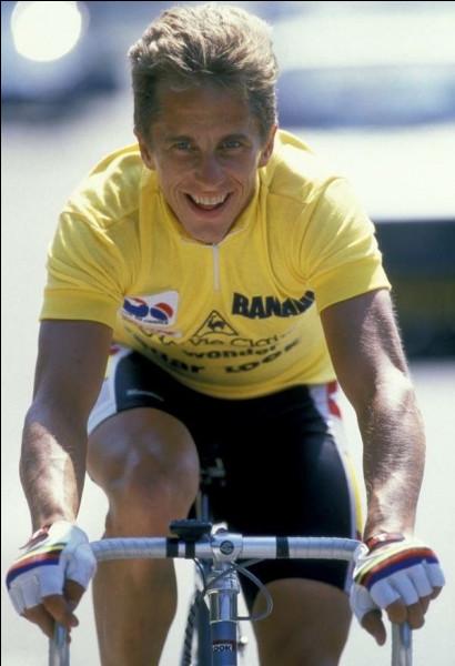 À combien de reprises le cycliste américain Greg LeMond a-t-il remporté le Tour de France ?