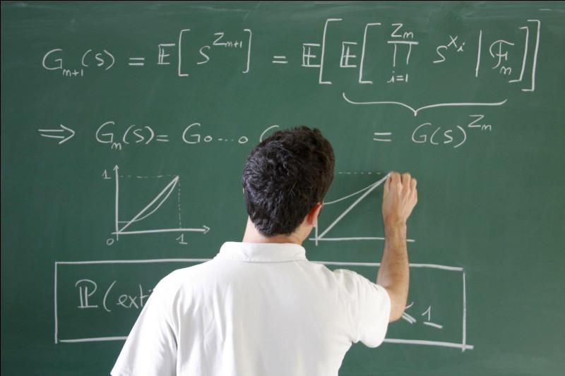 En mathématiques, comment appelle-t-on le résultat d'une division ?