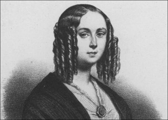 De quel romancier français du XIXe Louise Colet fut-elle la maîtresse ?