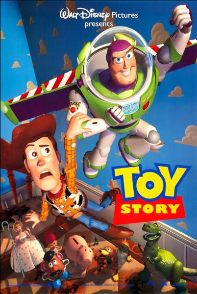 """En quelle année le film Toy Story"""" est sorti dans les salles ?"""
