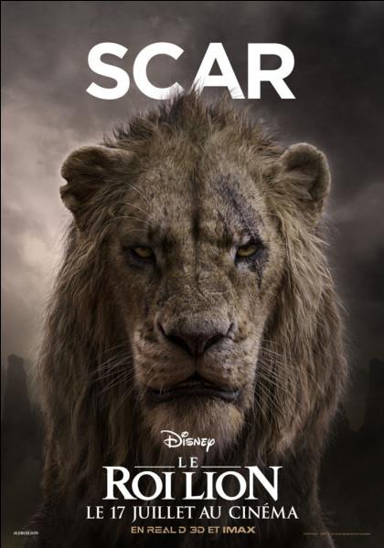 Qui est Scar par rapport à Mufasa ?