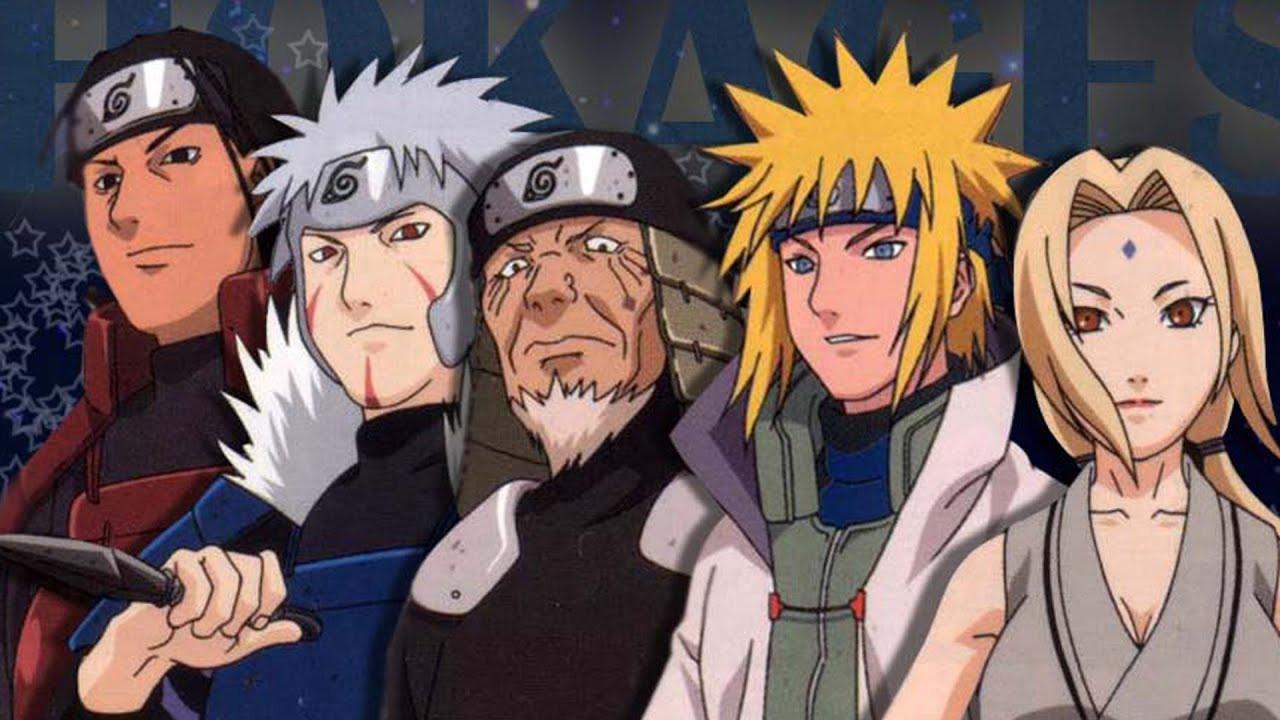 Naruto : quel Hokage es-tu ?