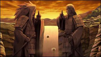 Qui sont les personnages que l'on vénère en temps que dieux ninjas ?