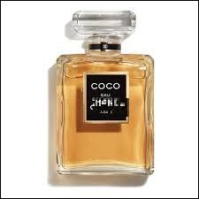 """Ce parfum goût vanille, nommé """"Coco"""" est de :"""