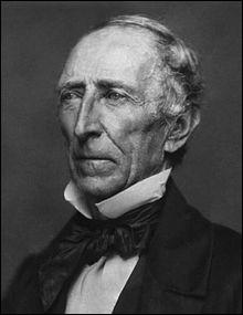 Que peut-on dire de très particulier sur la descendance du 10e président des Etats-Unis, John Tyler, né en 1790 et mort en 1862 ?