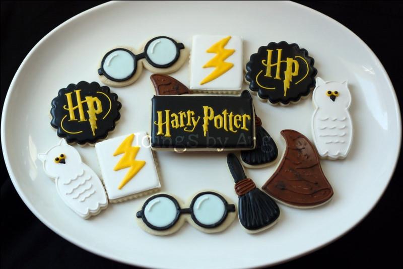 """Qui dit : """"Prenez un biscuit Potter"""" ?"""