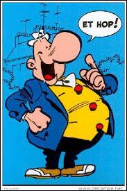 """Le style """"Gros nez"""" est un style en bande dessinée."""