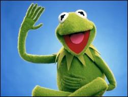 Quel est le nom de cette grenouille , un personnage de fiction présentateur vedette du Muppet Show ?