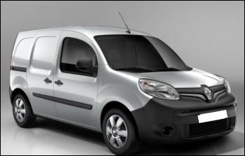 Quel est ce véhicule utilitaire produit par Renault ?