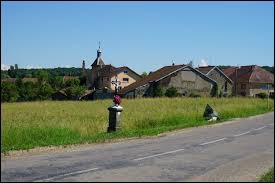Village Haut-Saônois, Velleminfroy se situe en région ...