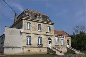 Commune Axonaise, Chamouille se situe dans l'ex région ...
