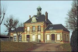 Commune de la métropole Troyenne, Souligny se situe dans le département ...