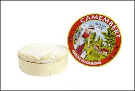 Cochez l'intrus qui n'est pas une marque de camembert !