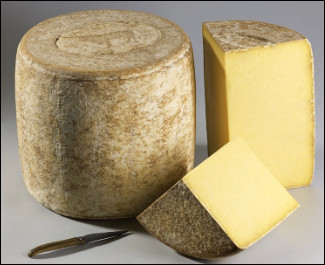 Quel est ce fromage au lait cru de vache de la région d'Aubrac ?
