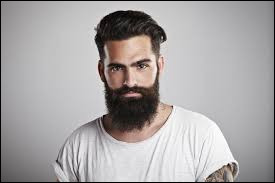 As-tu de la barbe ?
