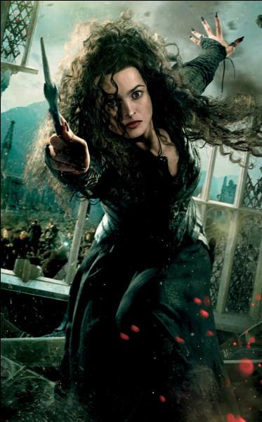 Quel horcruxe Harry trouve-t-il dans le coffre de Bellatrix Lestrange ?