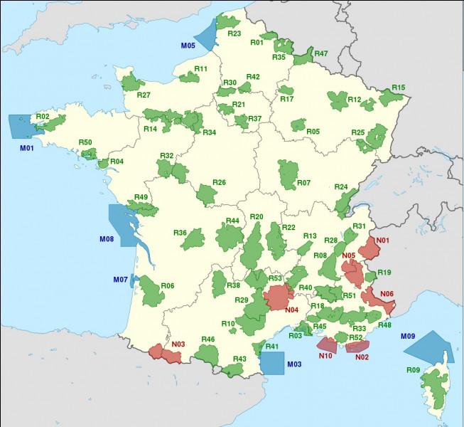 Quel est le plus grand parc naturel régional de France métropolitaine ?