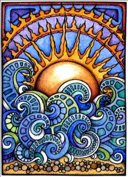 Dans la mythologie grecque, qui est le dieu du soleil ?