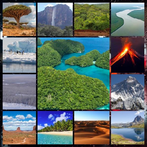 Nature – Parmi ces archipels/îles, lequel (laquelle) est totalement ou partiellement une possession argentine ?