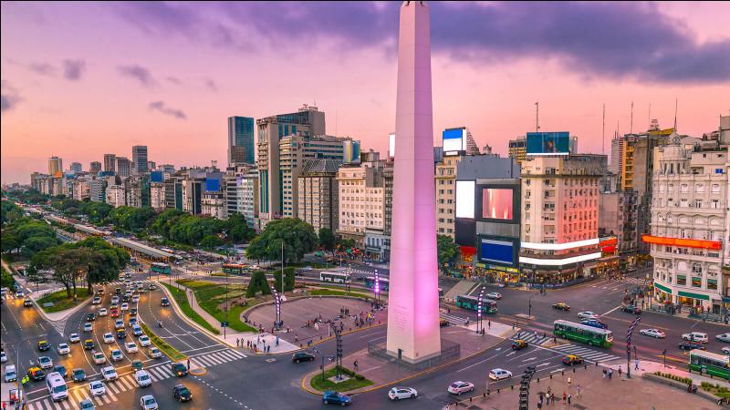 Indépendance – L'Argentine obtient finalement son indépendance de l'Espagne en :