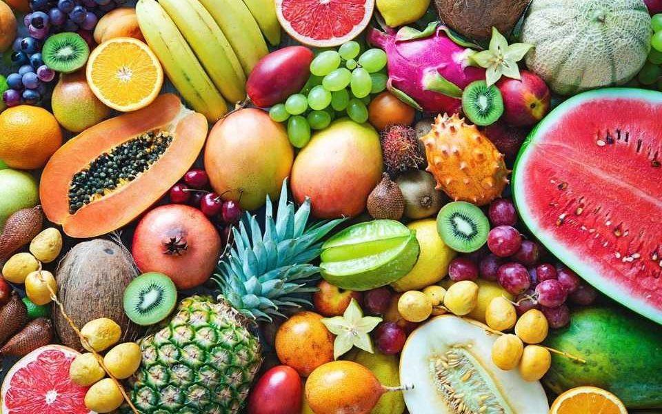 Les fruits en devinettes