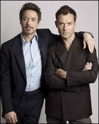 On entend ''The Rocky Road to Dublin'' dans un film avec Robert Downey Jr. et Jude Law. Quel est le titre de ce long-métrage sorti en 2009 ?