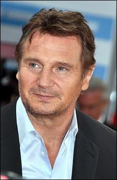 Dans quel genre a-t-on le plus vu Liam Neeson ?