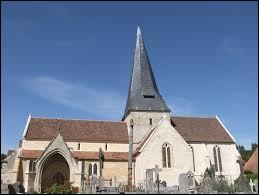 Vous avez sur cette image l'église Sainte-Anne, de Norrey-en-Auge. Commune normande, elle se situe dans le département ...