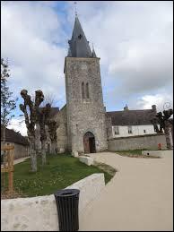 Ancienne commune Loir-et-Chérienne, Ouchamps se situe en région ...