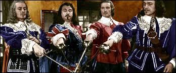 """Dans """"Les Trois Mousquetaires"""", film français de cape et d'épée à succès, sorti en 1953, qui tient le rôle de D'Artagnan ?"""