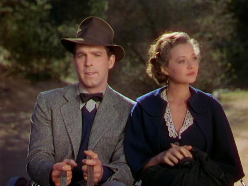 """Sorti deux ans plus tôt, en 1936, """"la Fille du bois maudit"""" a été l'un des premiers films tournés en technicolor. Son réalisateur est alors au début de sa carrière, un an après """"Les Trois Lanciers du Bengale"""", en noir et blanc; il s'agit de ?"""
