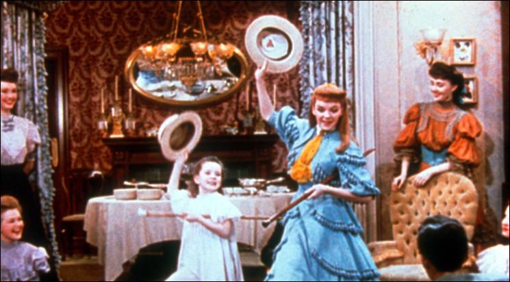 """""""Le chant du Missouri"""", film musical avec Judy Garland et Mary Astor, sorti en 1944, a été réalisé par ..."""