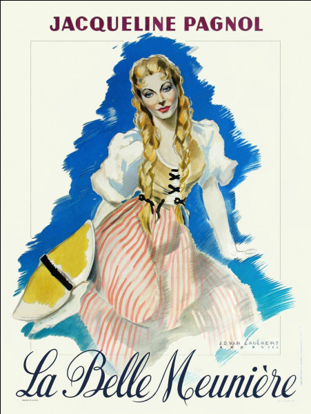 """""""La Belle Meunière"""", sorti en 1948, est l'un des tout premiers films français en couleurs : qui en est le réalisateur ?"""