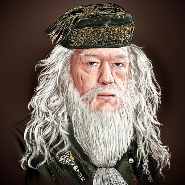 Comment se nomme la mère d'Albus Dumbledore ?