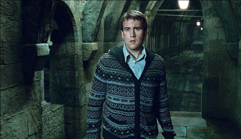Comment les parents de Neville s'appellent-ils ?