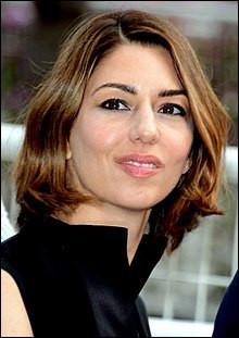 Qui est cette Sofia, réalisatrice, actrice, productrice et scénariste américaine, née le 14 mai 1971 à New York ?