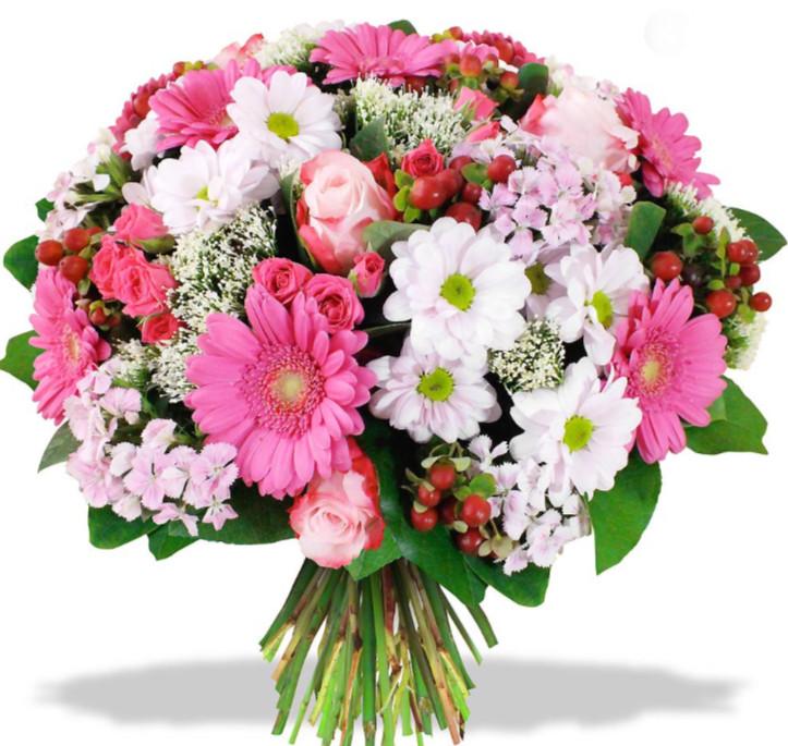 Test sur les fleurs !