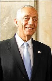 Qui est le président actuel du Portugal ?