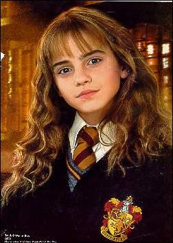 Vrai-faux : Pour Hermione un diplôme est très important.
