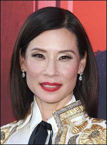 Dans combien de films et séries a joué Lucy Liu ?