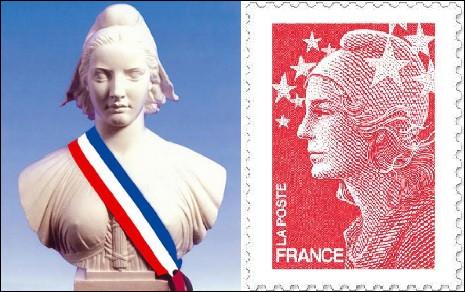Qui symbolise la République française ?