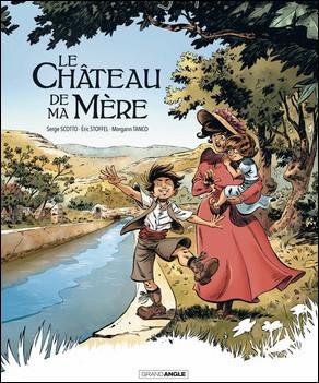 Qui est l'auteur du roman ''Le Château de ma mère'' ?
