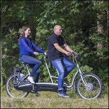 Comment s'appelle le moyen de transport présenté sur la photo ?