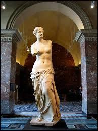 """Dans quel musée français est exposé la """"La Vénus de Milo"""" ?"""
