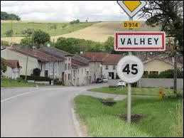 Nous terminons notre balade dans le Grand-Est, à Valhey. Village du Lunévillois, dans le pays du Sânon, il se situe dans le département ...