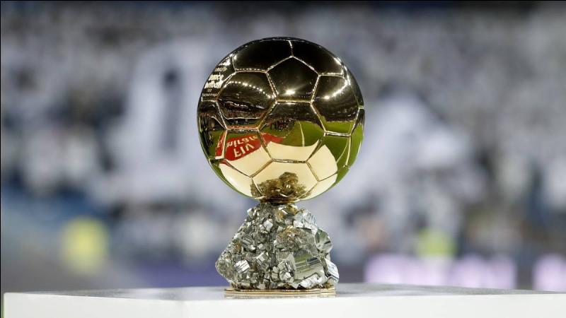 Lequel de ces joueurs de l'équipe de France a obtenu le meilleur classement au Ballon d'or ?